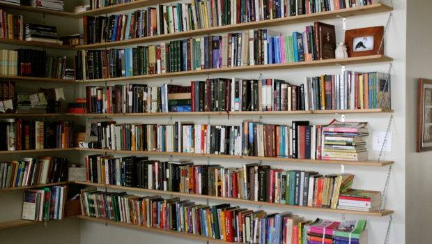 Hanging Bookshelves Bumper Crop