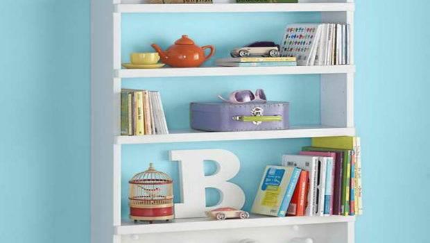 Hanging Bookshelves Kids Rooms Home Interior Design