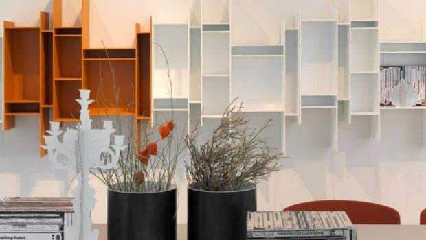 Hanging Wall Book Shelves Design Ideas Charming Bookshelves