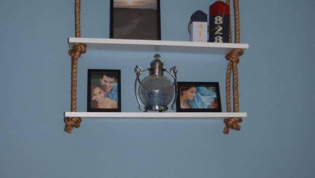 Hanging Wall Shelves
