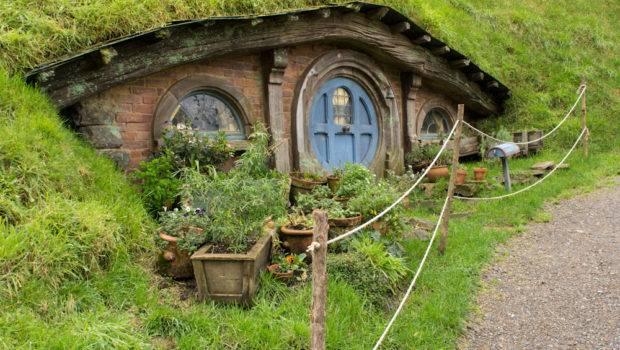 Happy Medium Studios Lord Rings Hobbit Homes
