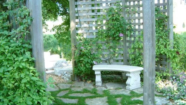Hardscaping Dry Garden Landscaping Ideas Organic
