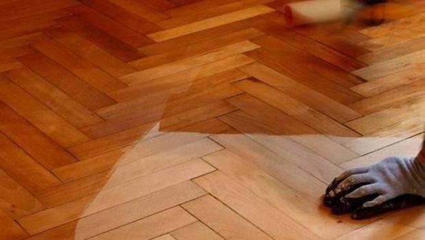 Hardwood Bamboo Laminate Floor