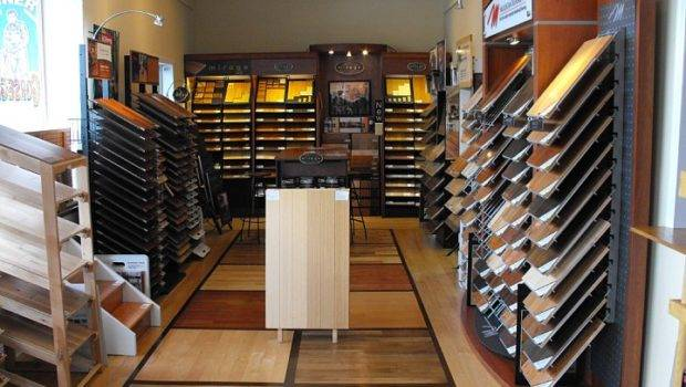 Hardwood Floors Showroom Gorsegner Brothers