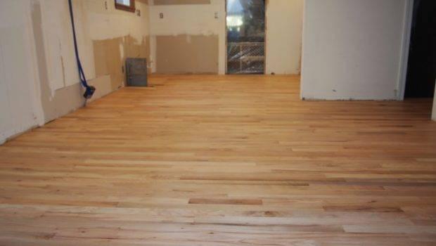 Hardwood Laminate Flooring Wooden Brown