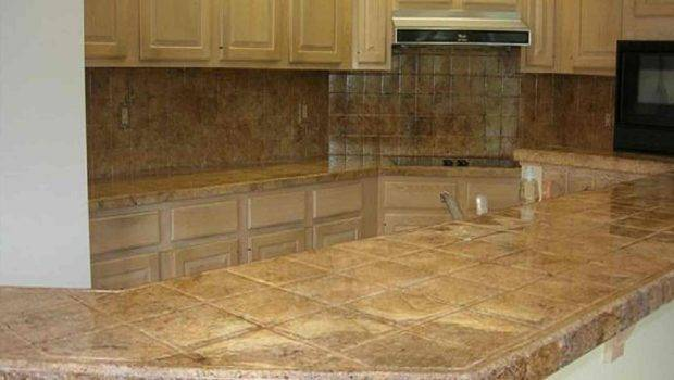 Have Ceramic Tile Kitchen Countertops Your Home