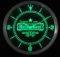 Heineken Bar Neon Sign Led Wall Clock