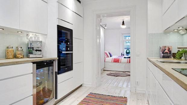 Helle Wohnung Skandinavischen Stil Einrichtungsideen