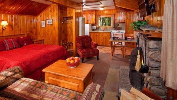 Heritage One Room Cabin Alpine Village