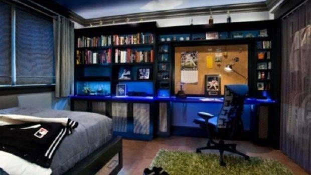 High Tech Bedroom Ideas Teenage Guys Decorating Pinterest