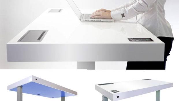 High Tech Desk Price Tag Has Hopes