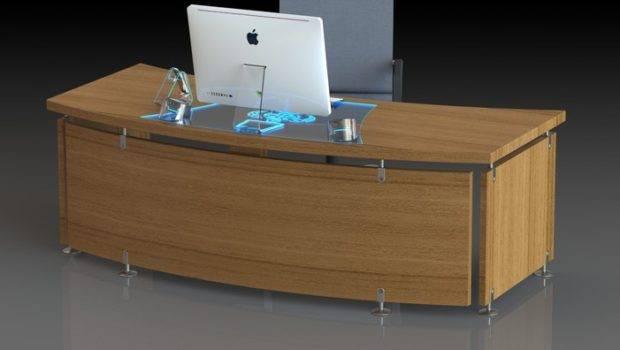 High Tech Desk Solidworks Cad Model Grabcad