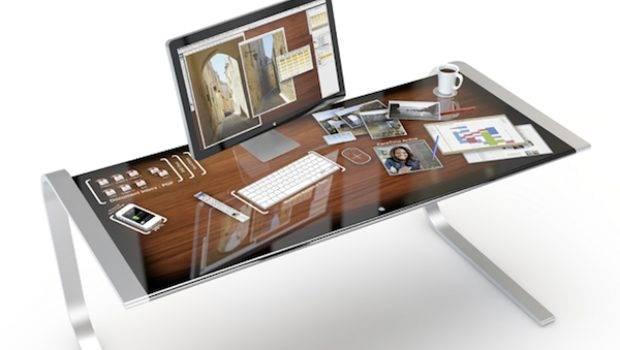 High Tech Office Desks