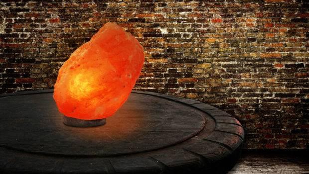 Himalayan Salt Lamp Benefits Not Just Pretty