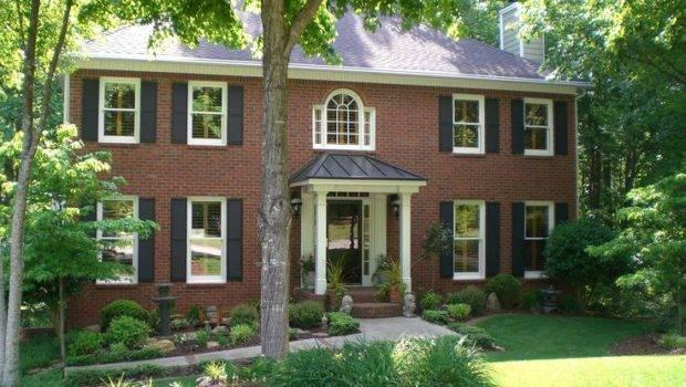 Hip Roof Portico Designed Built Georgia Front Porch