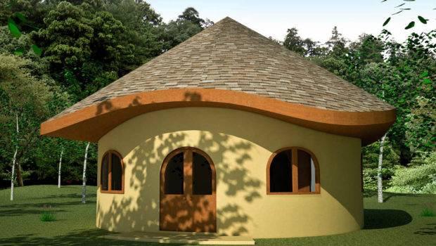 Hobbit House Earthbag Plans