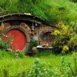 Hobbiton Movie Set New Zealand World Travel