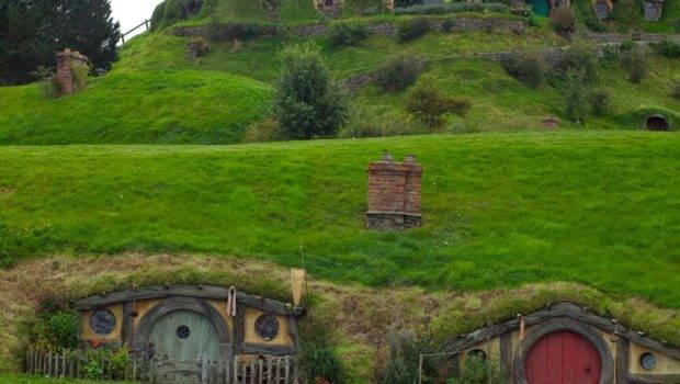 Hobbiton Tiny House Swoon