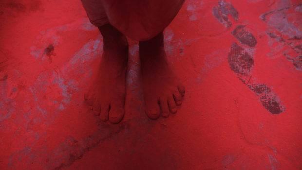 Holi Festival Red Mood Board Pinterest