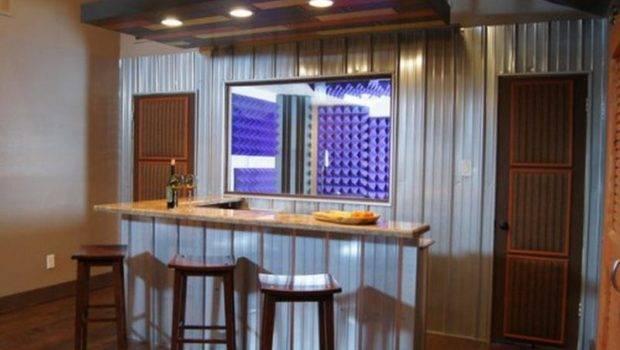 Home Bar Decorating Ideas Bars Vintage