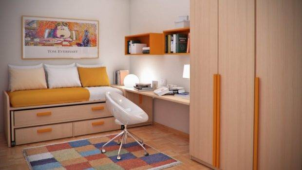 Home Bedroom Decorating Furniture Small Spaces Ideas