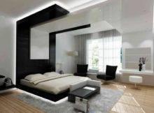 Home Bedroom Modern Master Furniture Interior Amazing