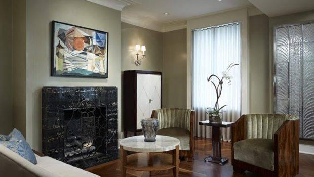 Home Decorating Art Deco Style Interior Design