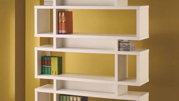 Home Decorating Modern Bookshelf