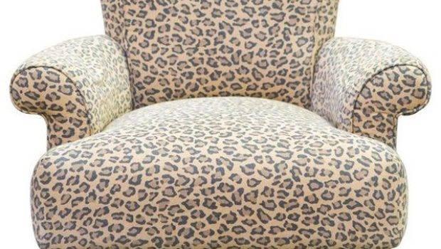 Home Design Classic Animal Print Living Room Furniture