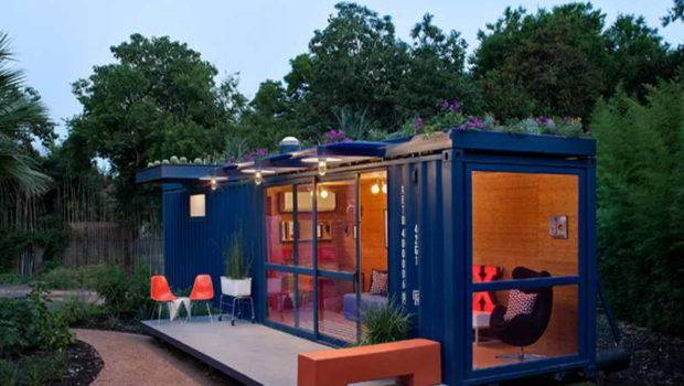 Home Design Cozy Storage Container Homes