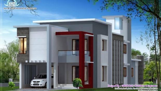 Home Design House Plans Pertaining New Contemporary