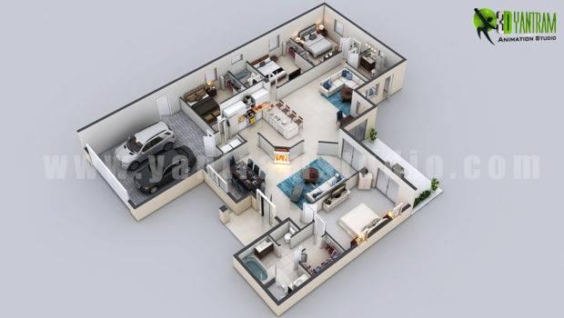 Home Floor Plan Virtual Tour
