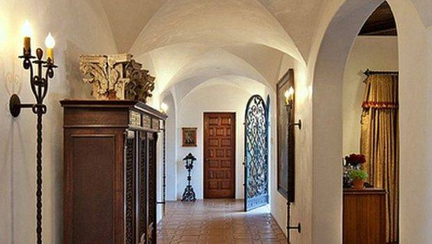 Home Hall Interior Design Pinterest Spanish Colonial