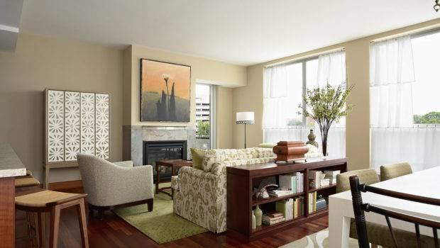 Home Heaven Small Apartment Interior Design