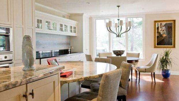 Home Kitchens Design Table Long Narrow Kitchen Designs