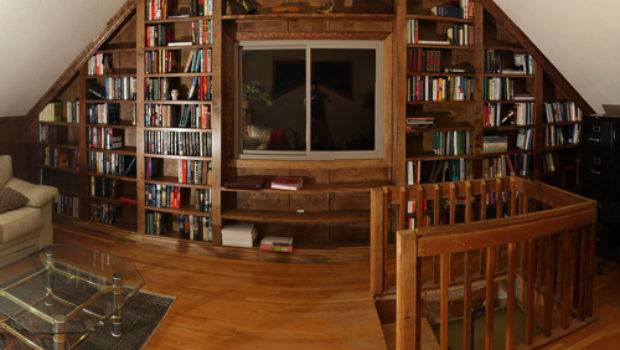 Home Libraries Interior Design Ideas