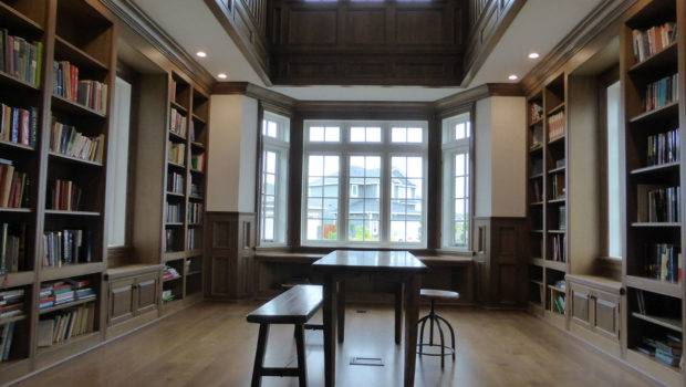 Home Library Custom Libraries Wesley Ellen