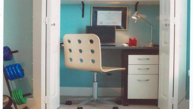 Home Office Closet Organization Ideas Decorating