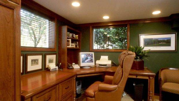 Home Office Furniture Design Satisfaction Ideas