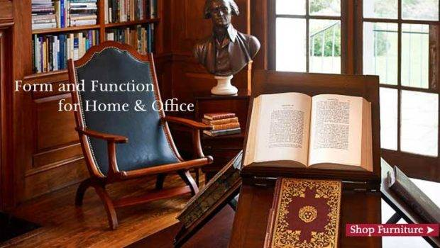 Home Office Library Furniture