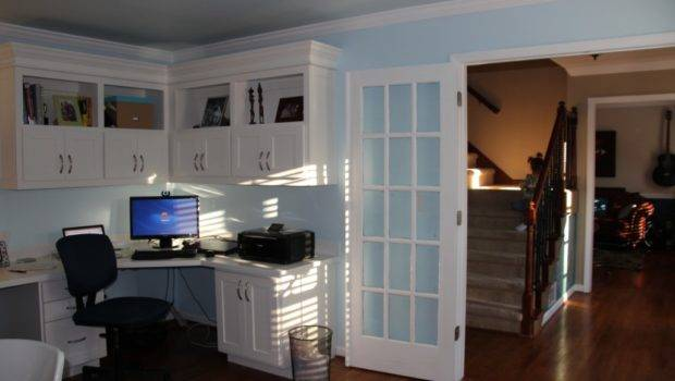 Home Office Makeover Half Past Nine