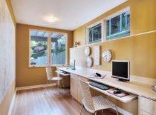 Home Office Space Basement Ideas Interior Design