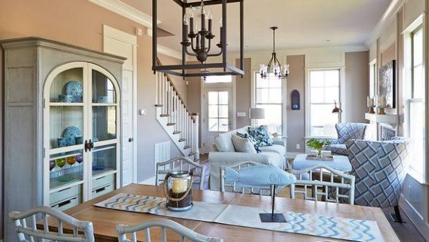 Home Small Interiors Open Floor Plan