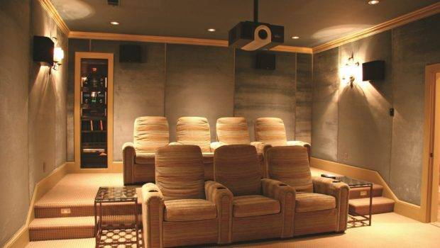 Home Theater Design Personal Entertainment