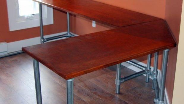 Homemade Computer Desk Ideas Diy Ergonomic