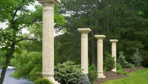 Homesolutions Outdoor Greatroom Pergolas Columns