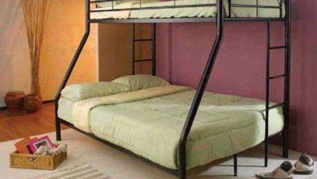 Homez Deco Kreative Metal Double Decker Beds