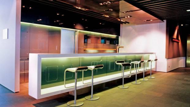 Hotel Bar Design Idea Back