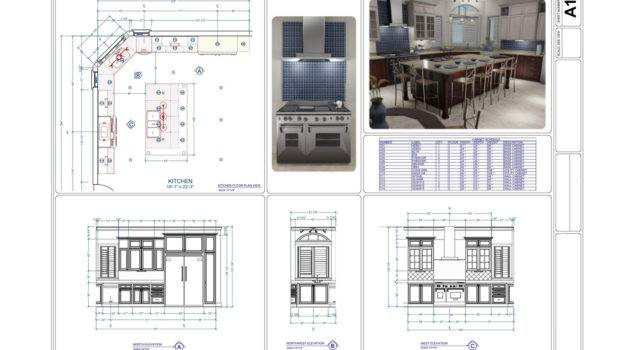 Hotel Restaurant Kitchen Design Commercial Layout