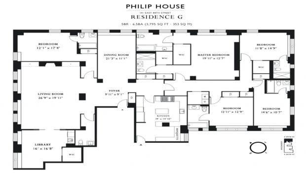 House Floor Plans Measurements Houses Virtual